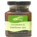 Gooseberry & Elderflower Jam, Selsley